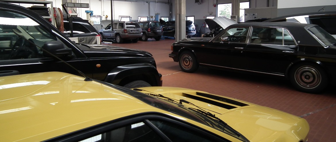 officina assistenza jeep dodge chrysler Modena